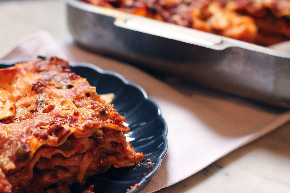 Lasagne alla siciliana: la ricetta del pasticcio