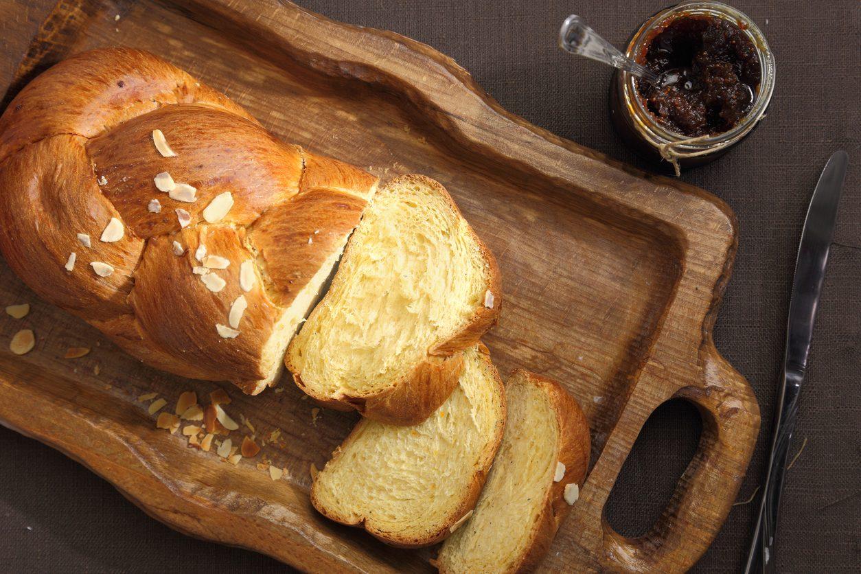 Pan brioche salato: la ricetta facile per farlo in casa
