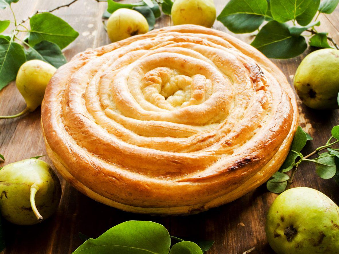 Torta di pere: la ricetta soffice e semplice