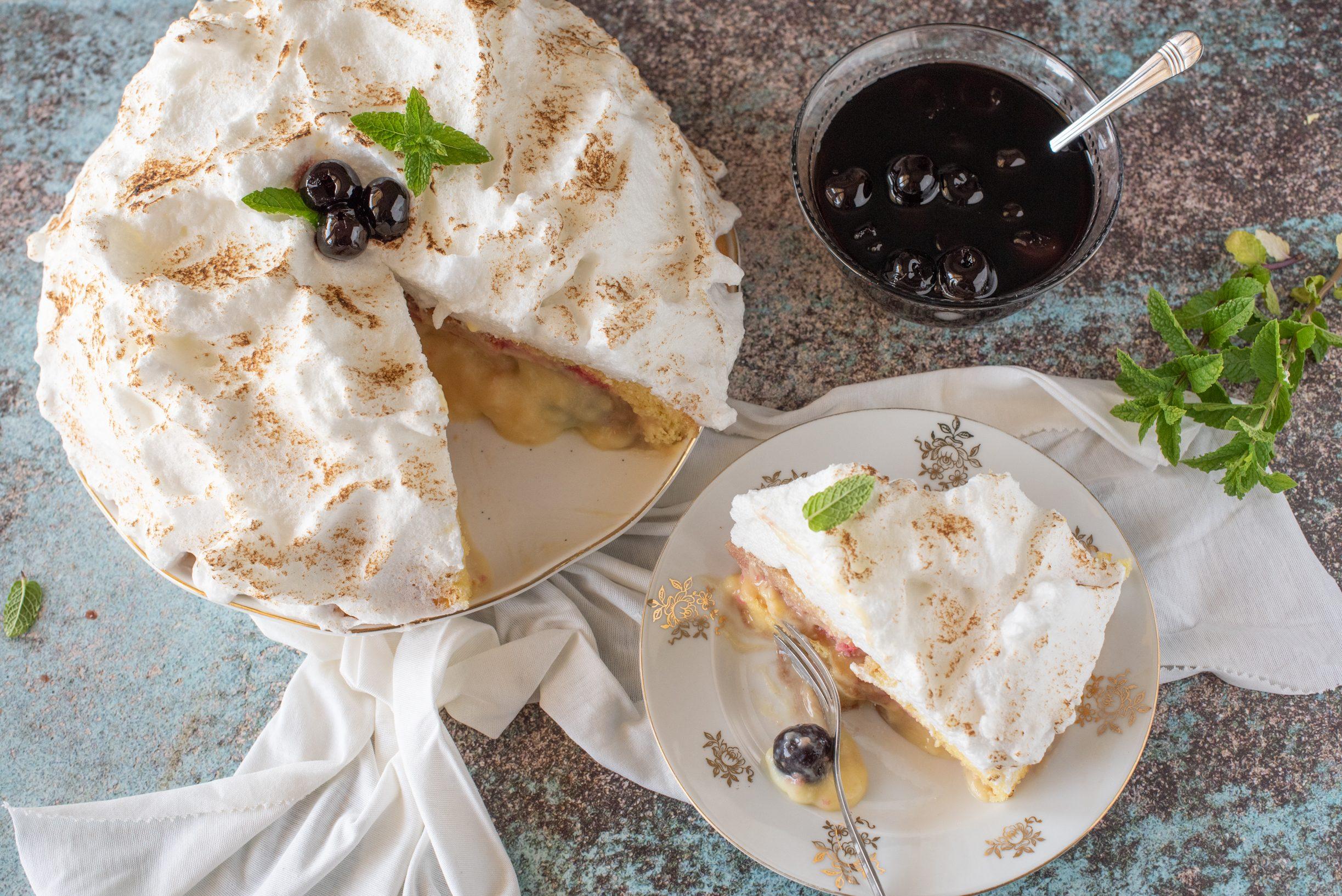 Zuppa inglese napoletana: la ricetta tipica partenopea