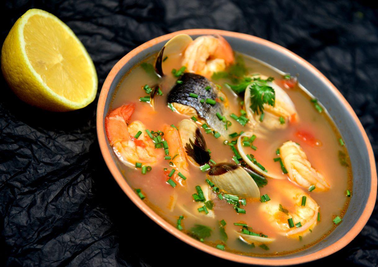 Brodetto marchigiano: la ricetta della zuppa di pesce a base di cozze e seppie