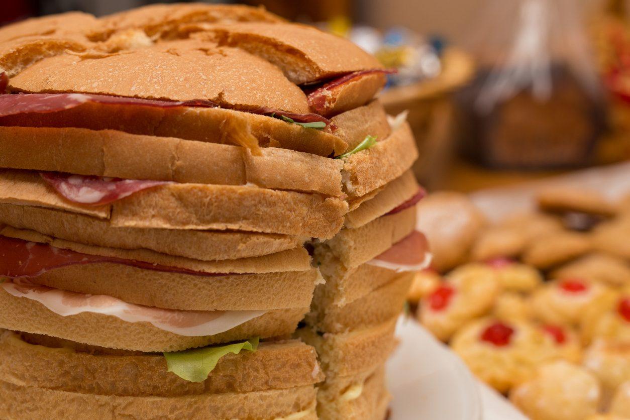 Panettone gastronomico bimby: la ricetta facile e veloce