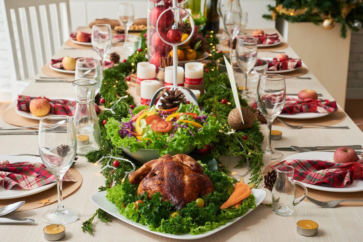 Cena Di Natale Menu Tradizionale.Pranzo Di Natale Le Migliori Ricette Tradizionali Per Il Menu Di Natale