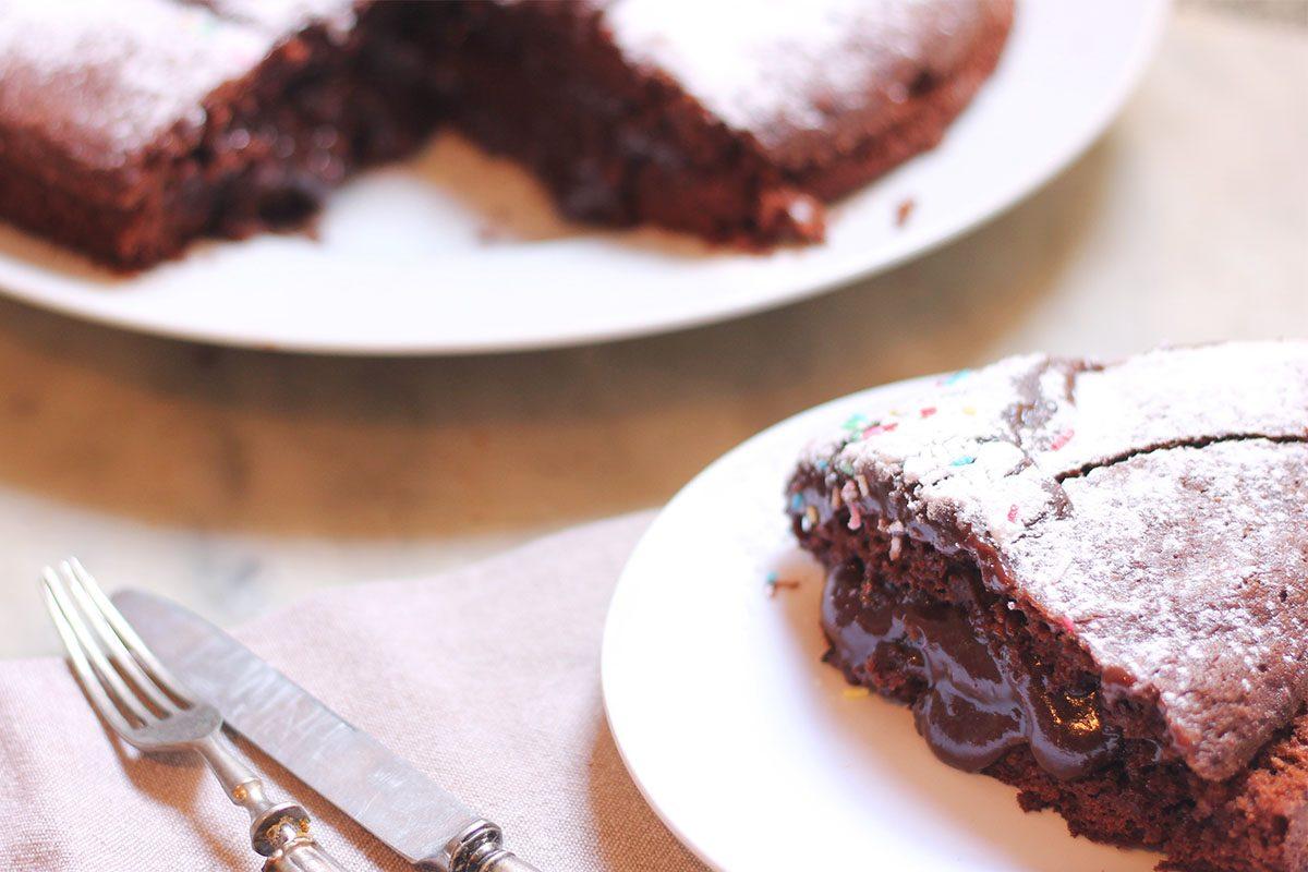 Nutellotta: la ricetta della torta inventata da un pasticcere napoletano