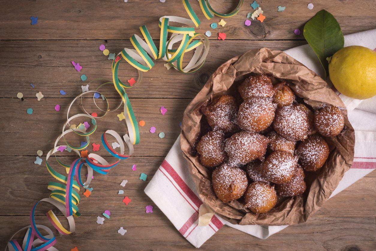 Castagnole al cioccolato: la ricetta golosa e di sicura riuscita