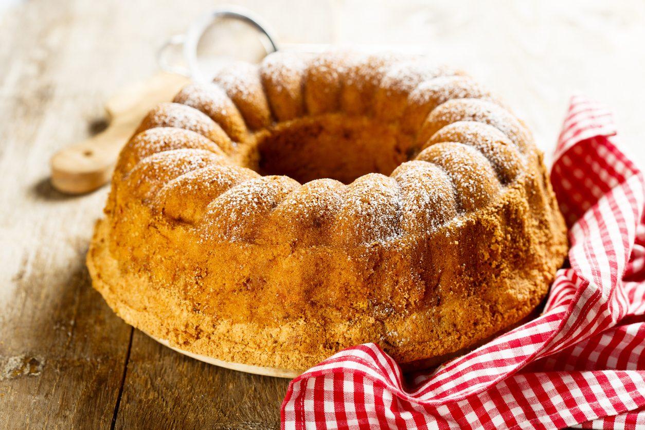 Ciambella all'olio: la ricetta del dolce soffice