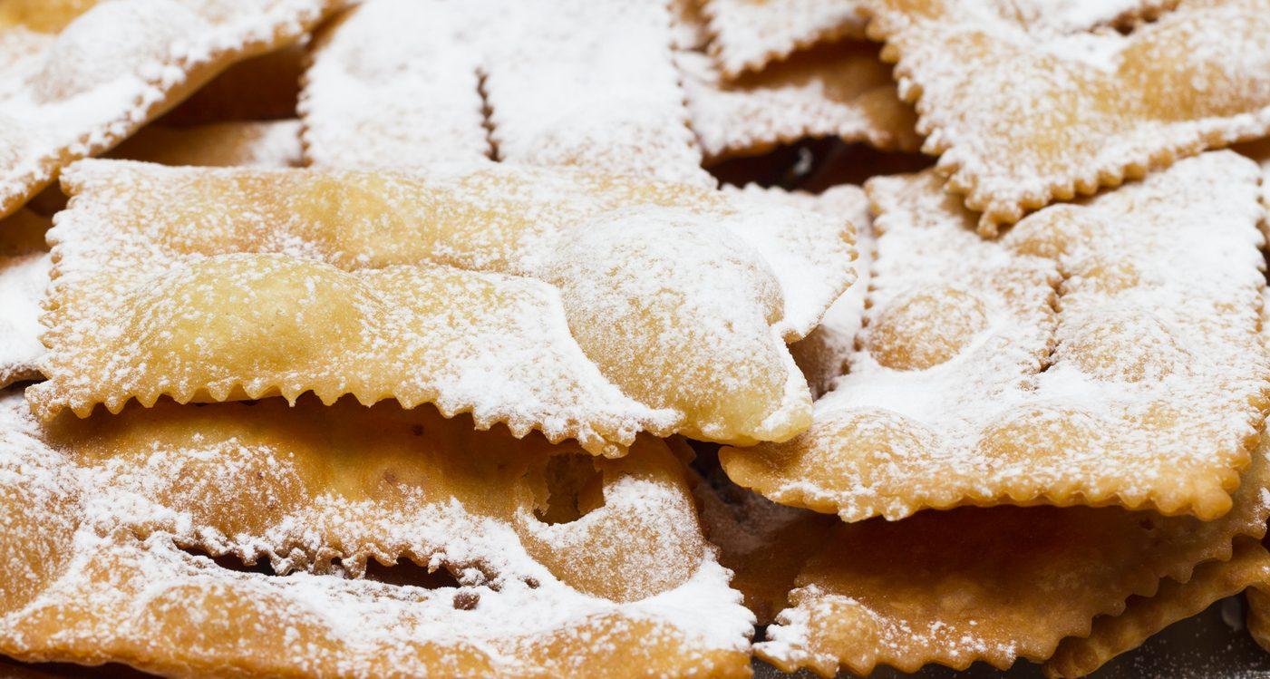 Galani: la ricetta dei sottili nastri della tradizione veneziana