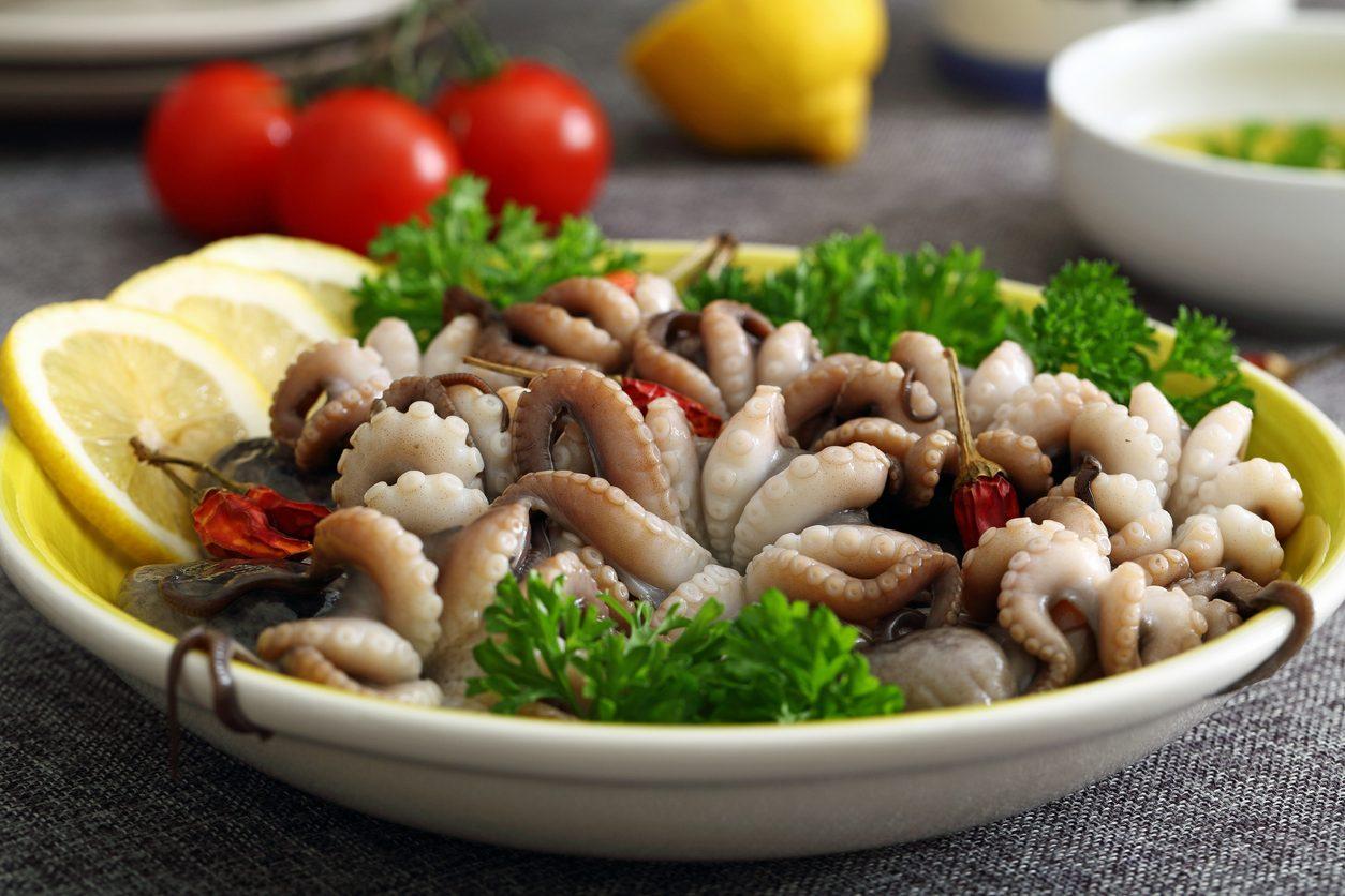 Come cucinare i moscardini: i trucchi per farli perfetti