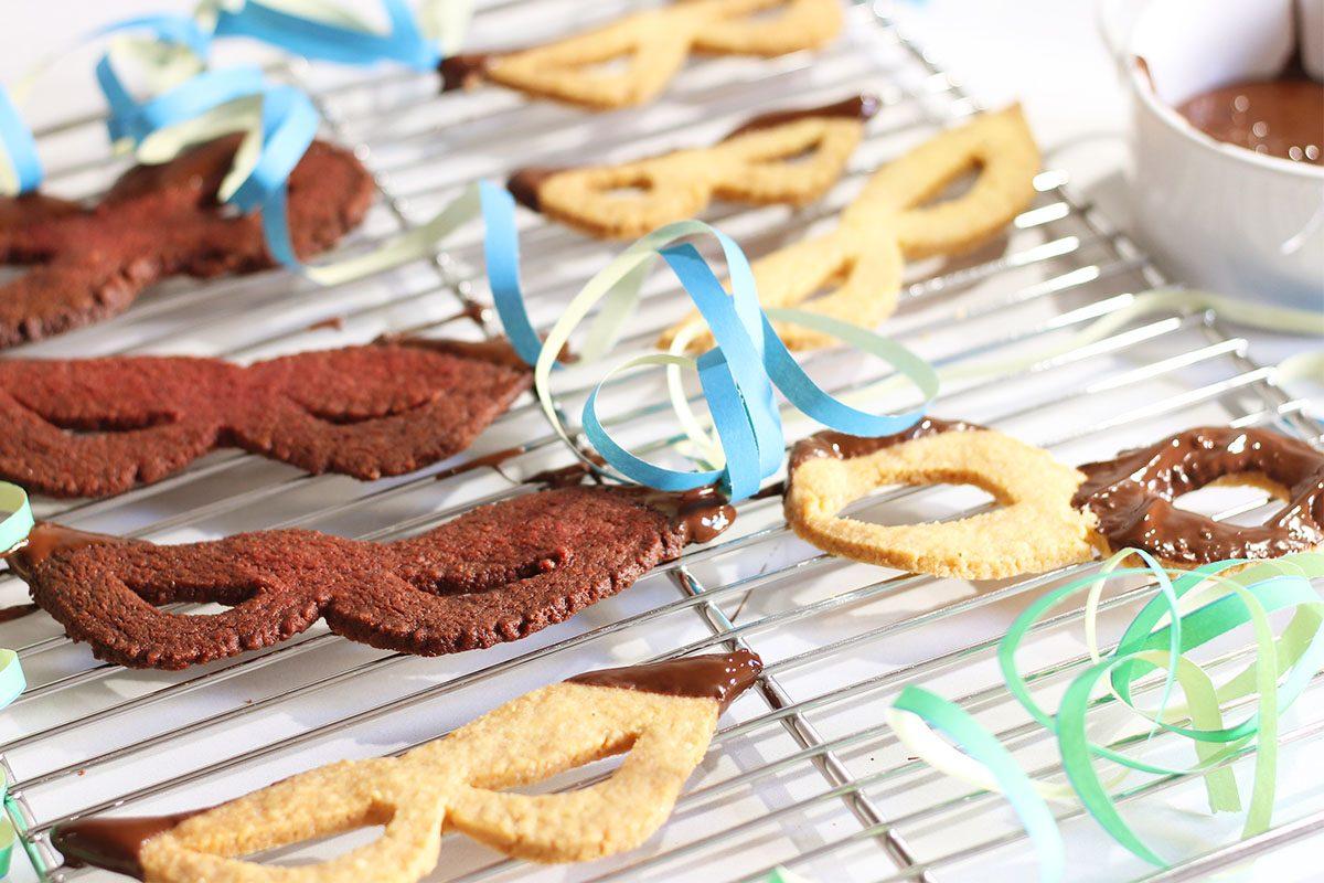 Mascherine di carnevale: la ricetta dei dolcetti fritti per bambini
