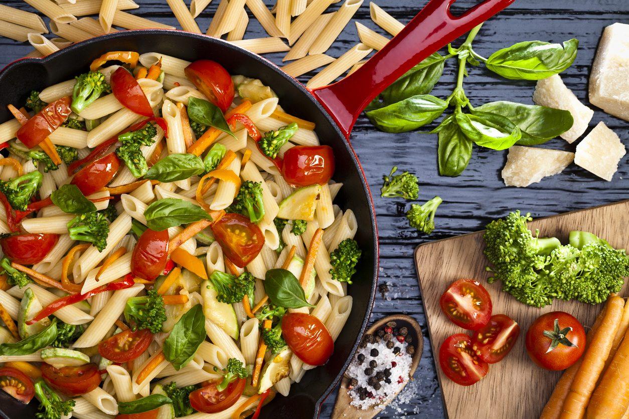 Pasta con le verdure: 10 ricette pratiche e veloci