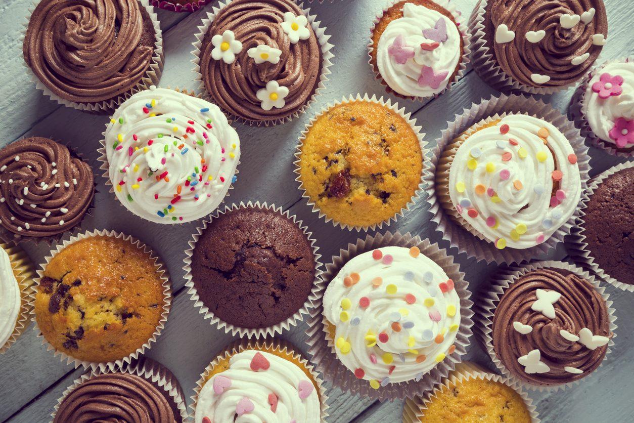 Differenza tra muffin e cupcake: perché sono così diversi?