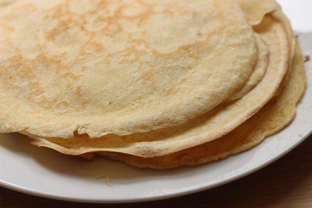Crepes con farina di ceci: la ricetta gustosa e particolare
