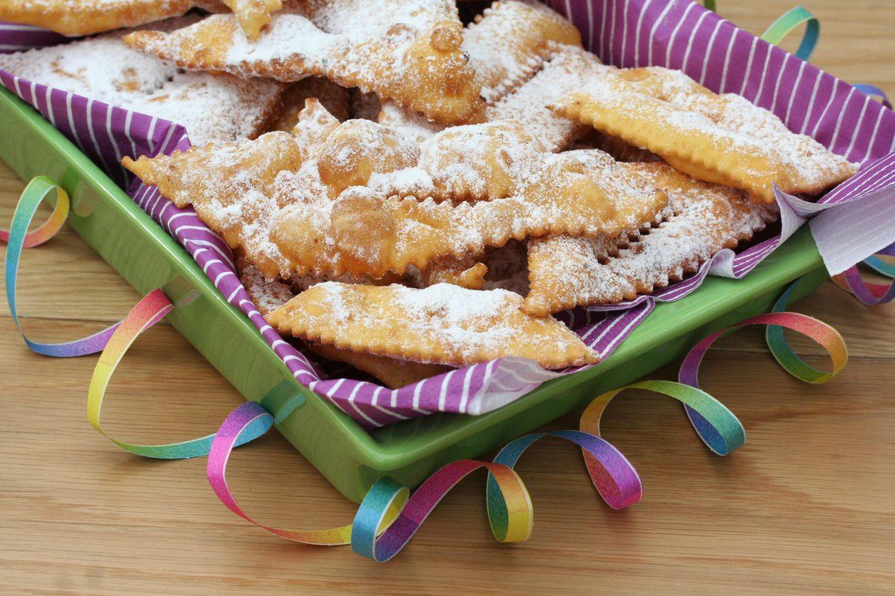Chiacchiere siciliane: la ricetta del dolce tipico del Carnevale italiano