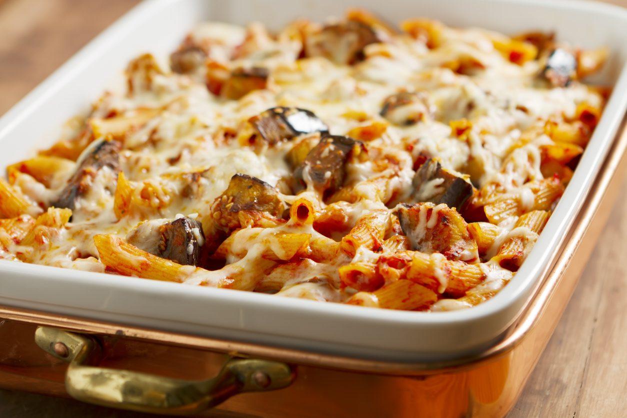 Pasta alla Norma al forno: la variante croccante della ricetta tipica catanese