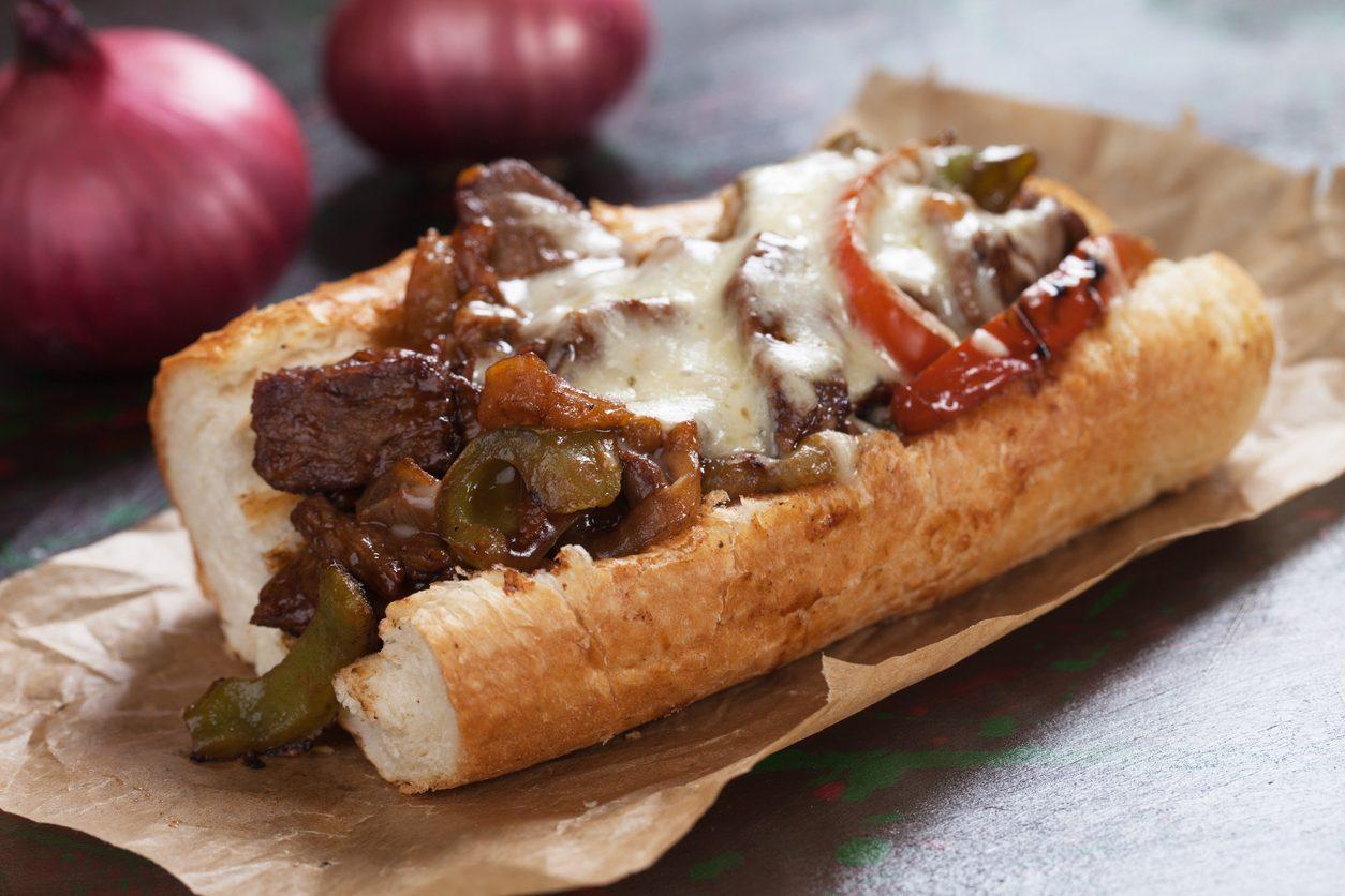 Philly Cheesesteak: la ricetta del panino tipico di Philadelphia