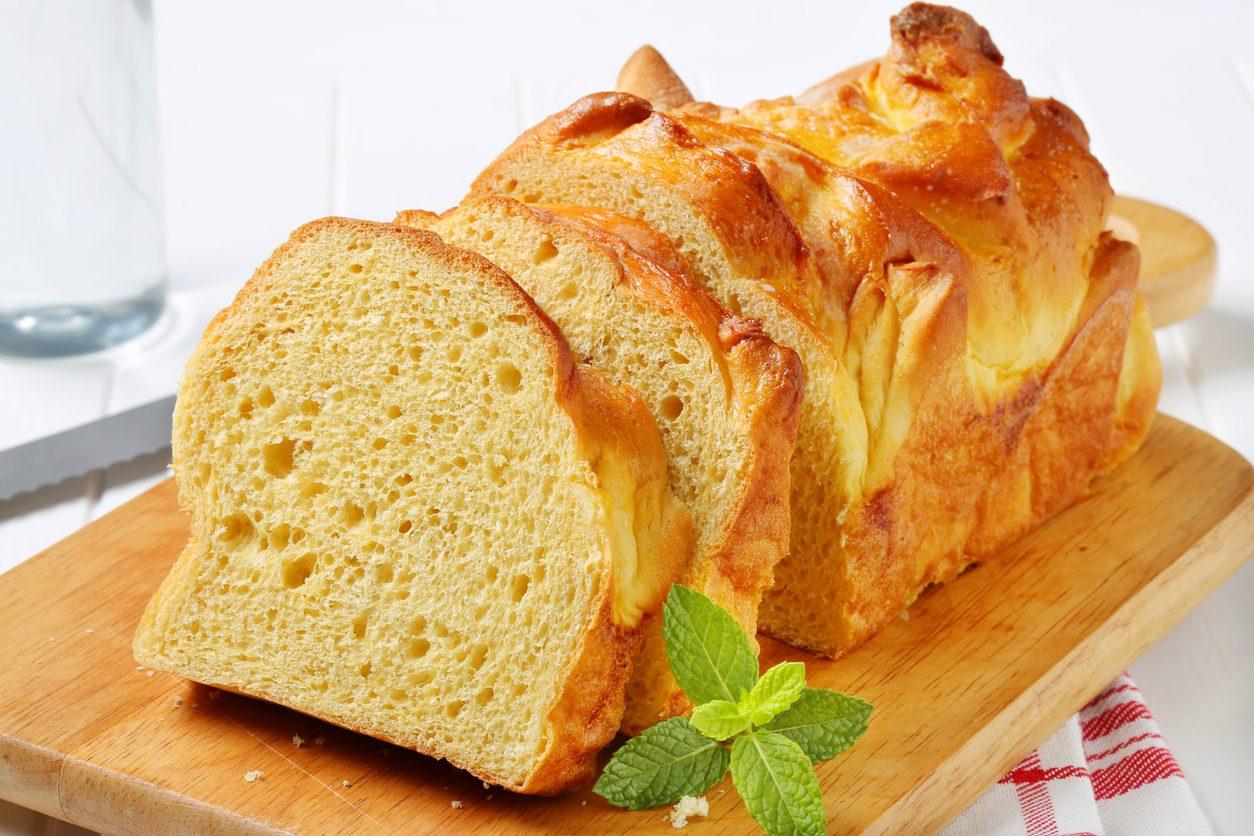 Brioche senza impasto: la ricetta per un pane dolce veloce pronto in 5 minuti