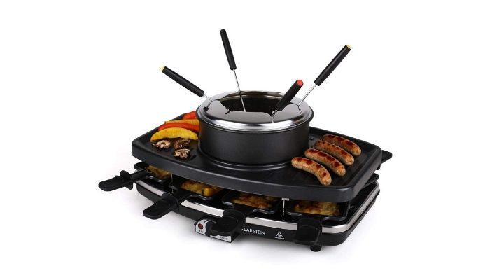 raclette grill Klarstein Entrecote Raclette