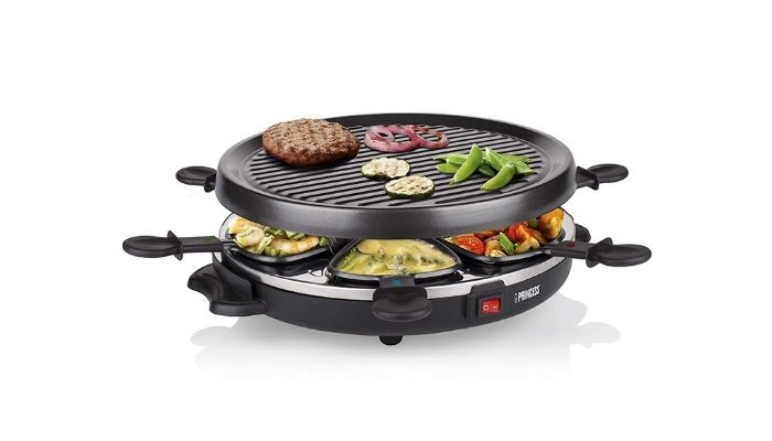 raclette grill Princess Piastra Grill