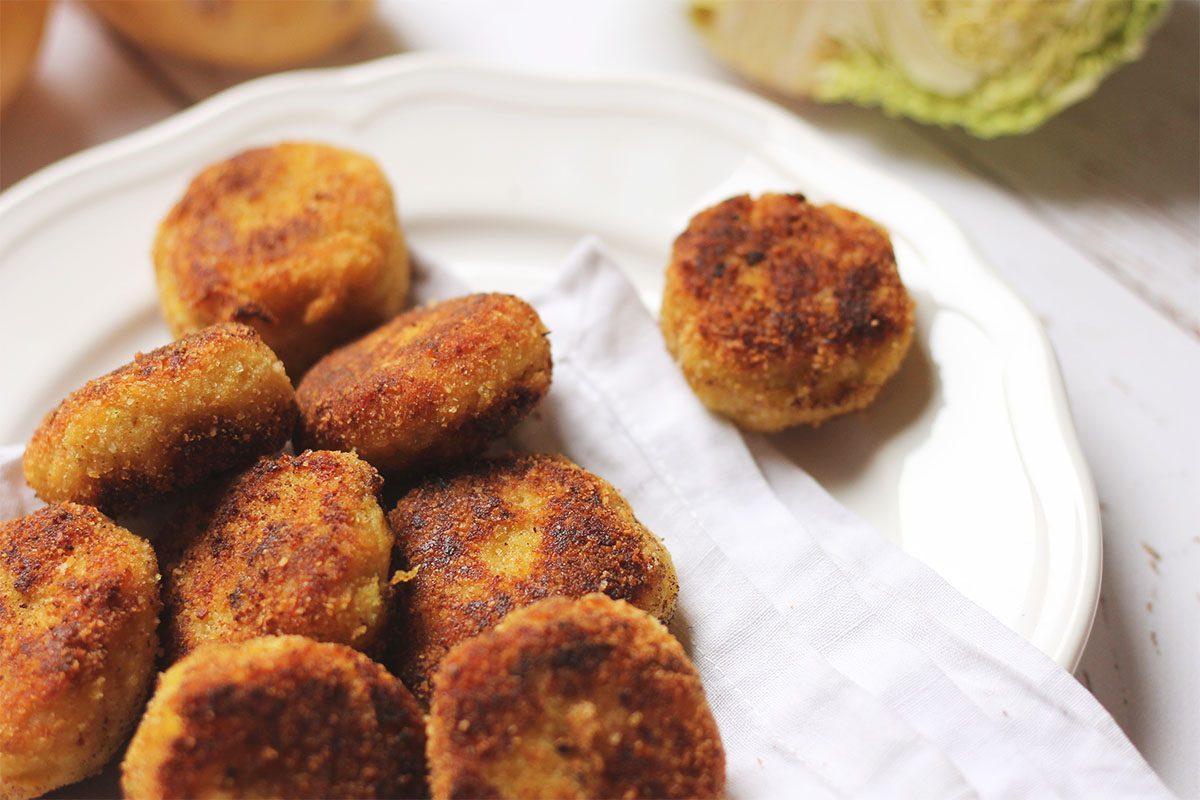 Polpette di verza: la ricetta delle polpette vegetariane speciali
