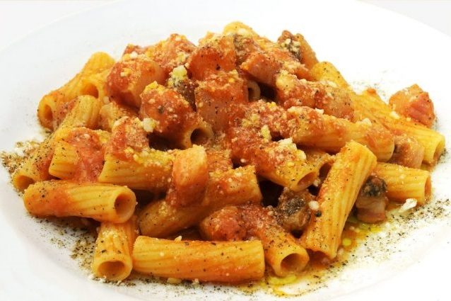 Finta amatriciana: la variante del piatto tradizionale più leggera e digeribile