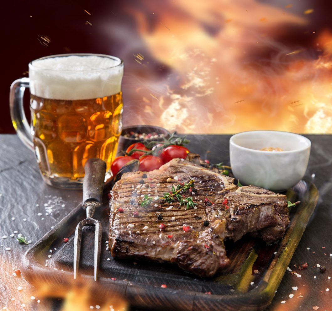 Bistecche di manzo alla birra: la ricetta per farle morbidissime