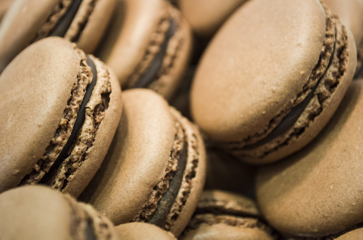 Macarons al caffè: la ricetta facile per farli in casa