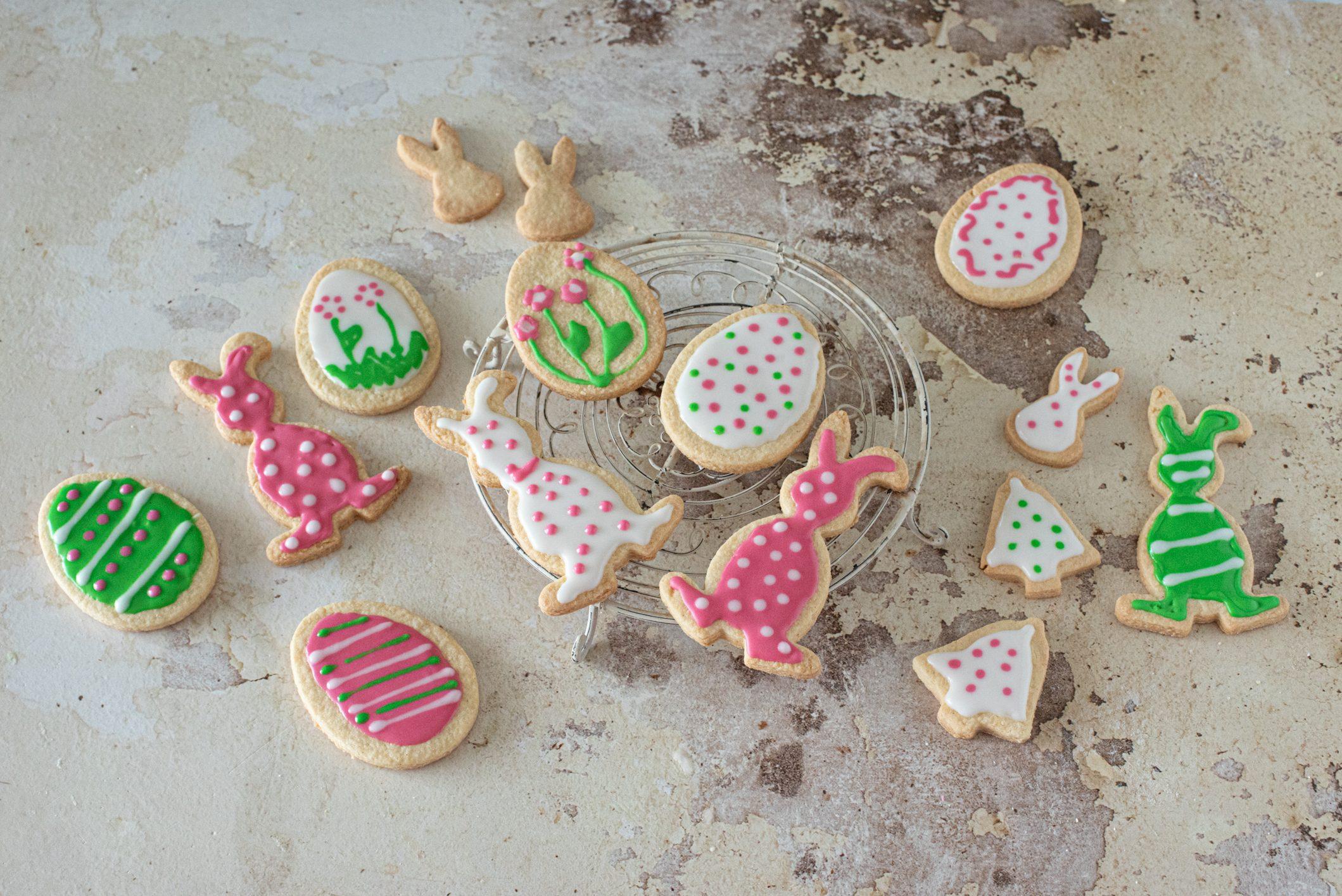 Biscotti di Pasqua: la ricetta dei frollini semplici e golosi