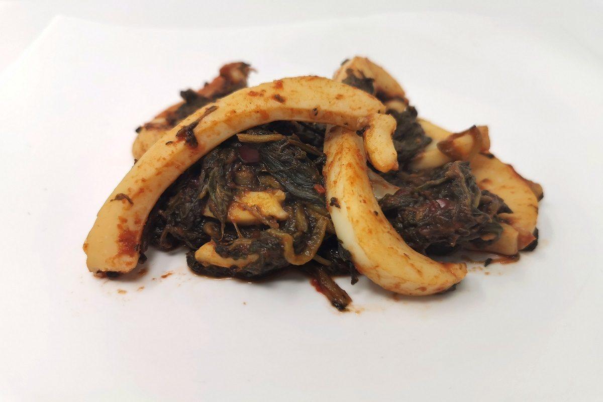 Seppie in zimino: la ricetta originale del piatto ligure