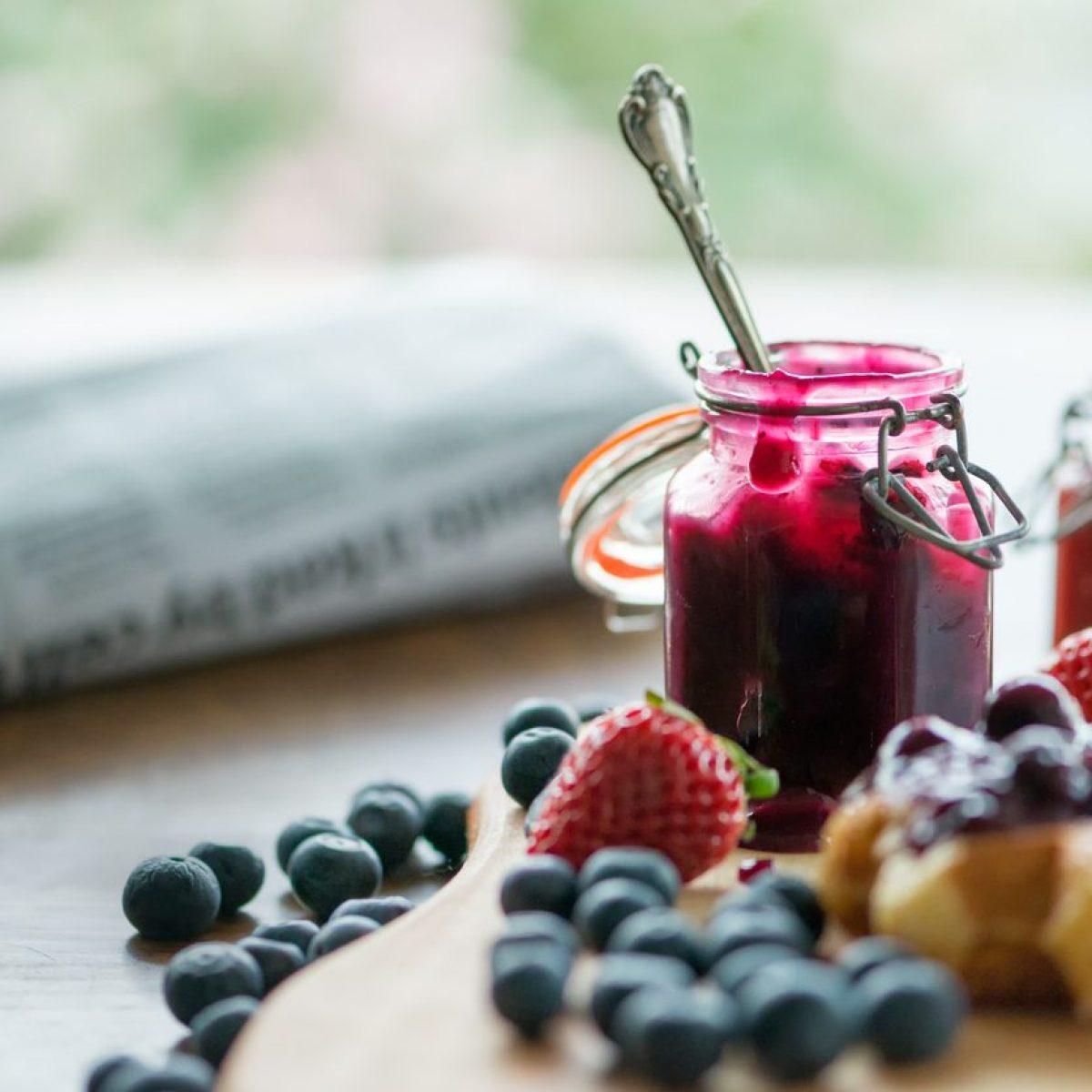 Far Bollire Vasetti Marmellata marmellata di mirtilli: la ricetta della confettura da fare in casa