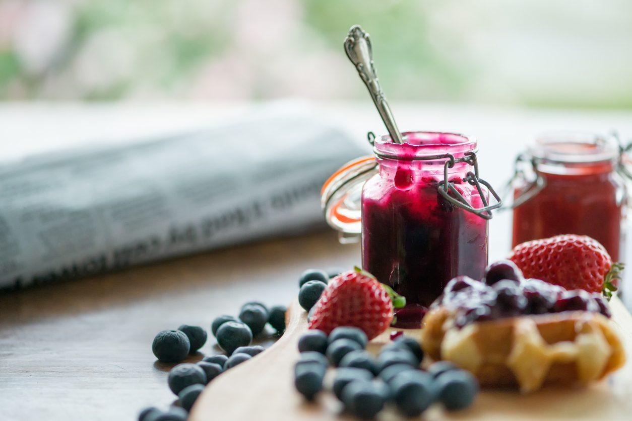 Marmellata di mirtilli: la ricetta della confettura da fare in casa