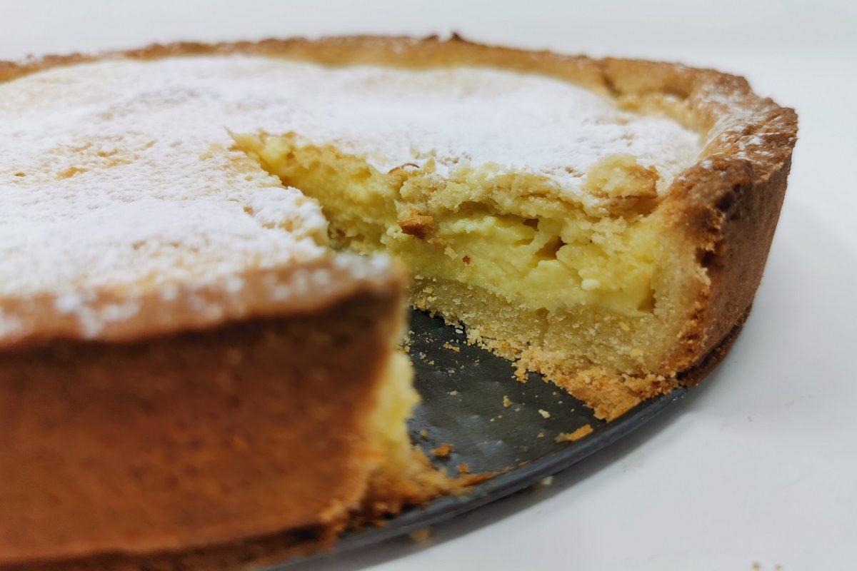 Torta pasticciotto leccese: la ricetta classica della tradizione salentina