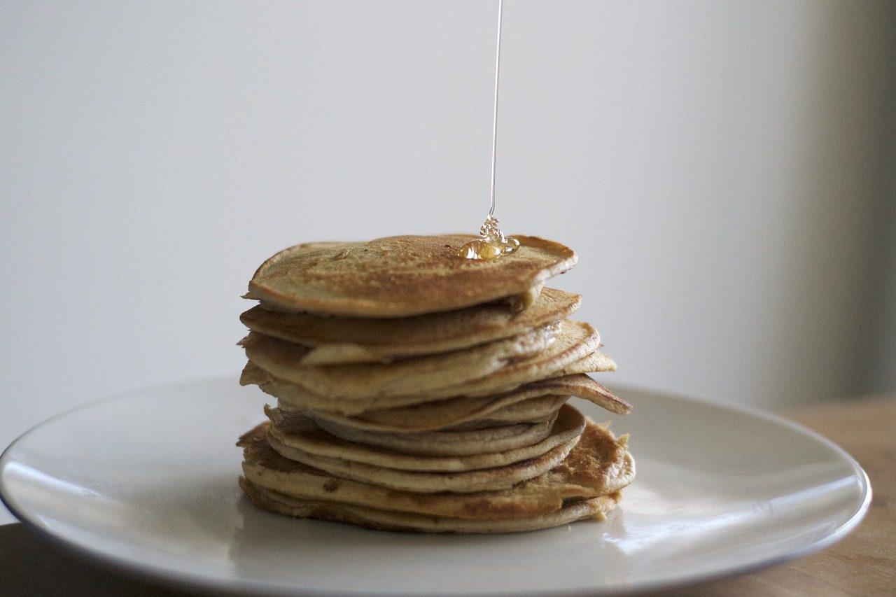 Pancakes di albumi: la ricetta delle frittelle soffici e proteiche per la colazione