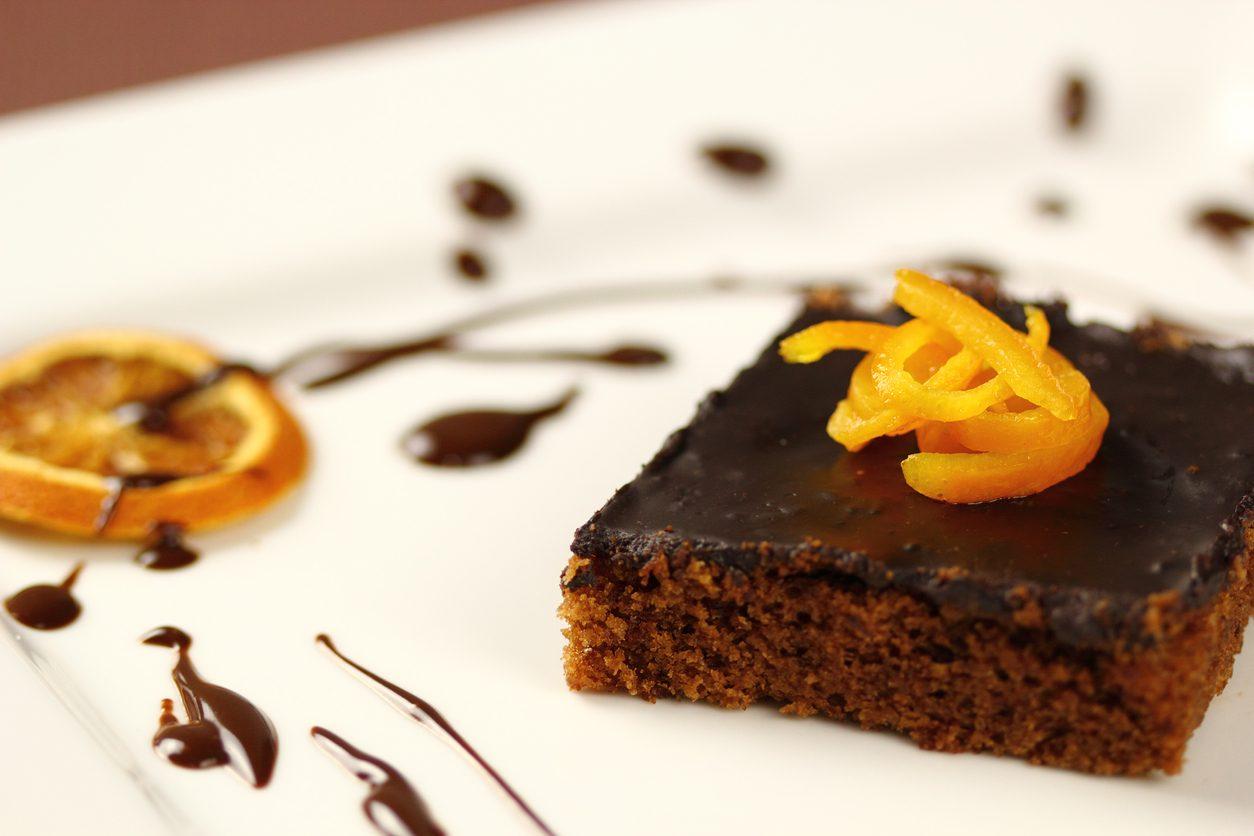 Parfait all'arancia e cioccolato: la ricetta del dolce semplice ed elegante