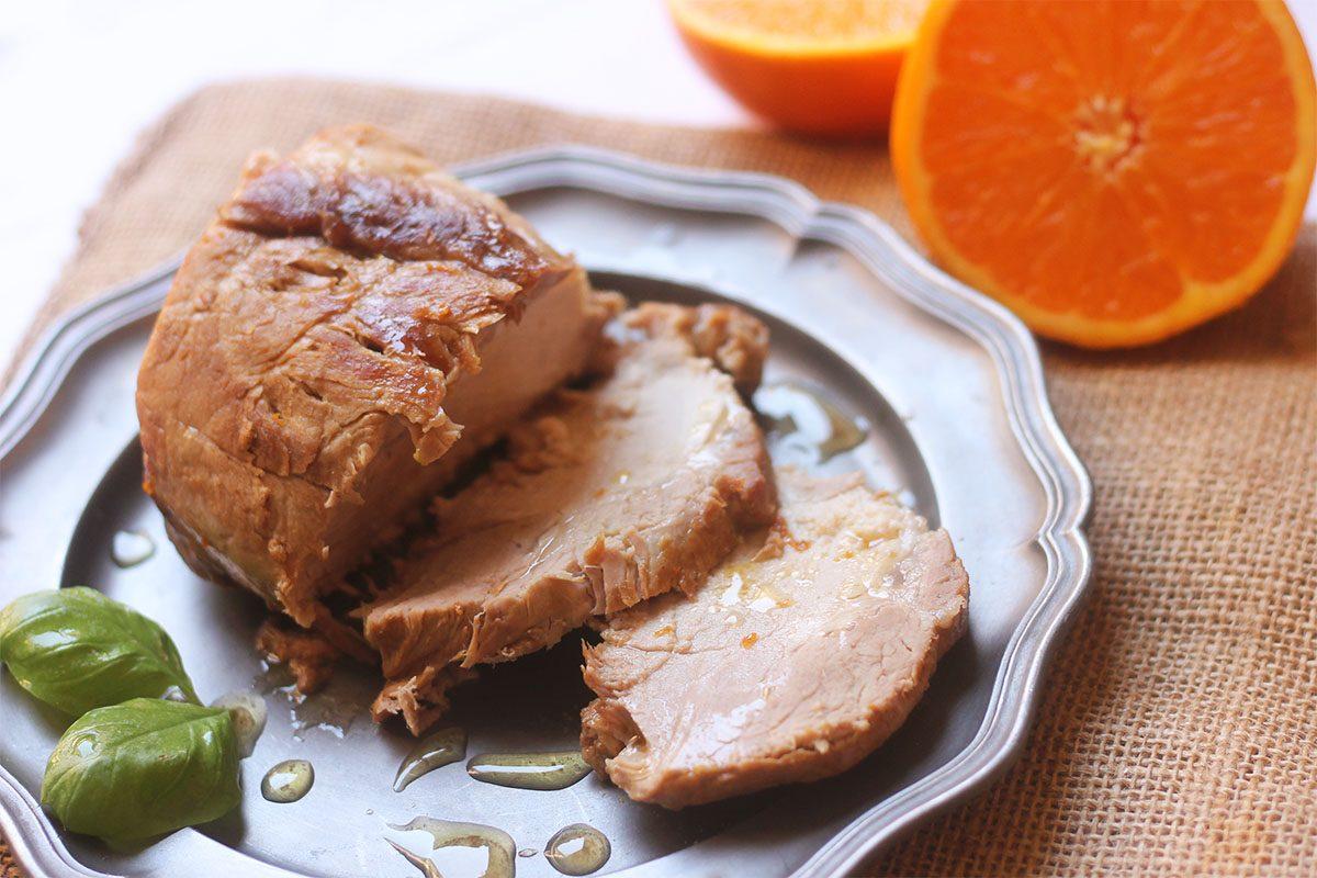Arista all'arancia: la ricetta di un secondo elegante e sofisticato