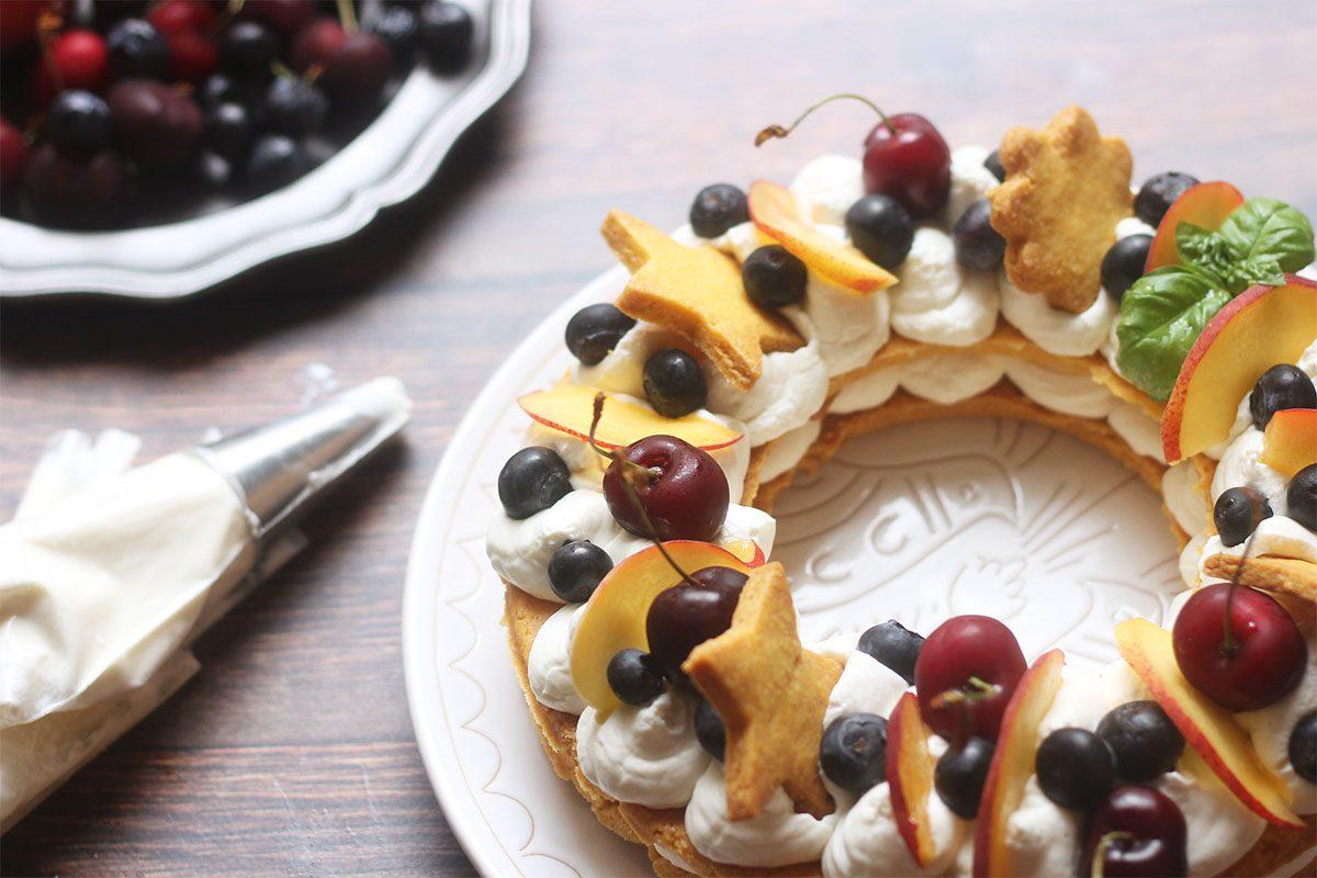Cream Tart: la ricetta della torta scenografica per tutte le occasioni