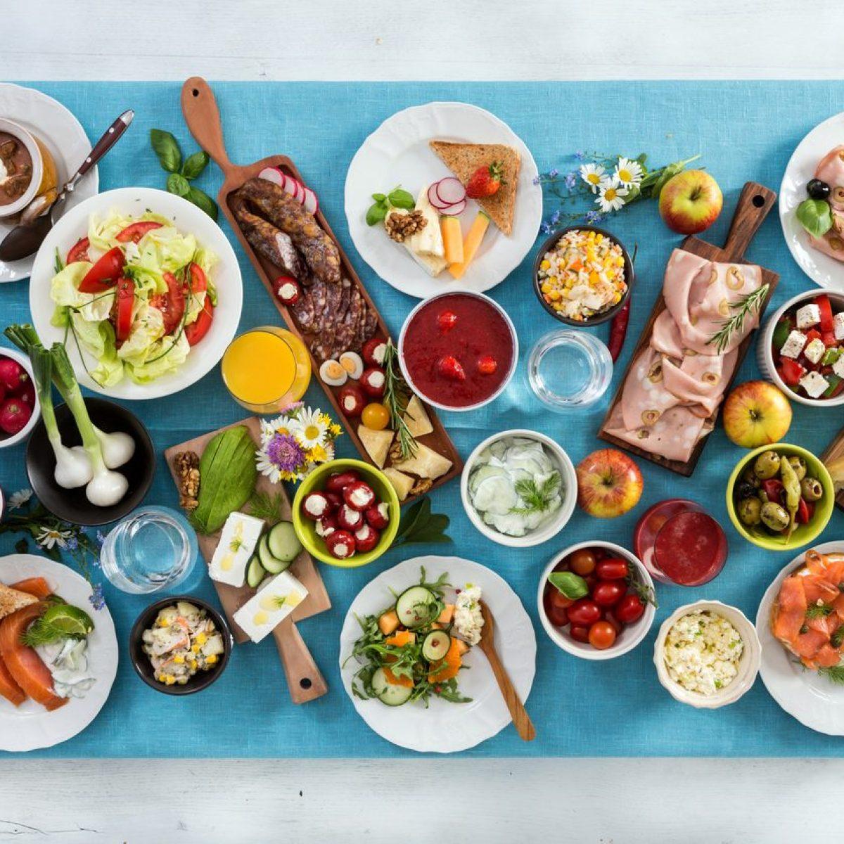 Finger Food Aperitivo Estivo 10 antipasti estivi gourmet: le ricette semplici, fresche e