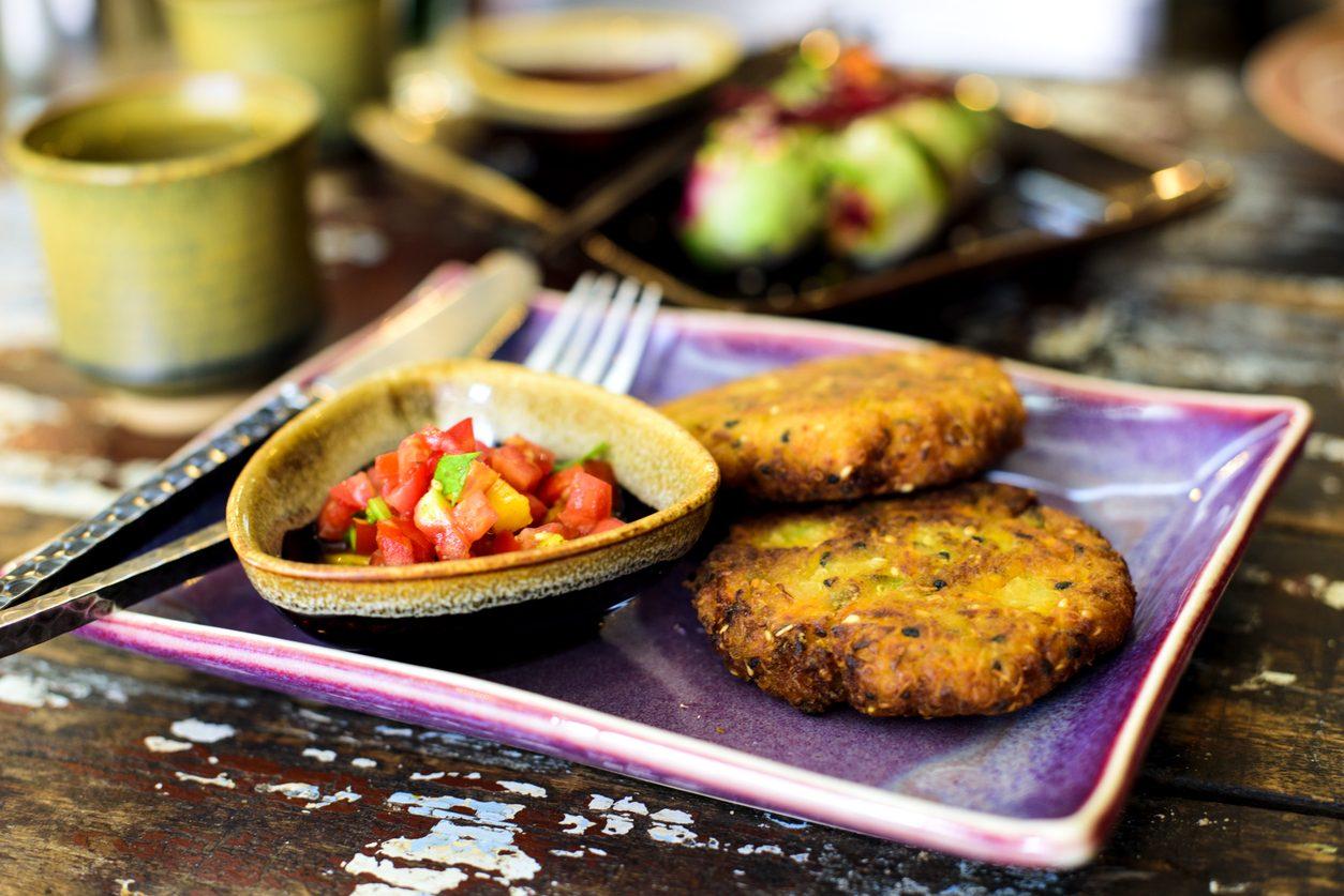 Burger di soia: la ricetta del secondo piatto vegetariano