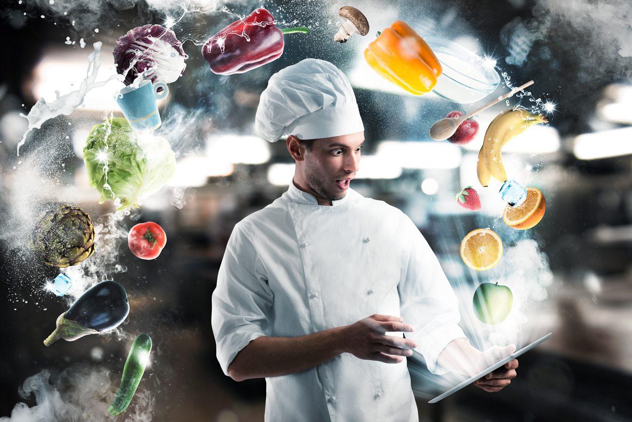 Food e design: quando un algoritmo fa vincere il gusto