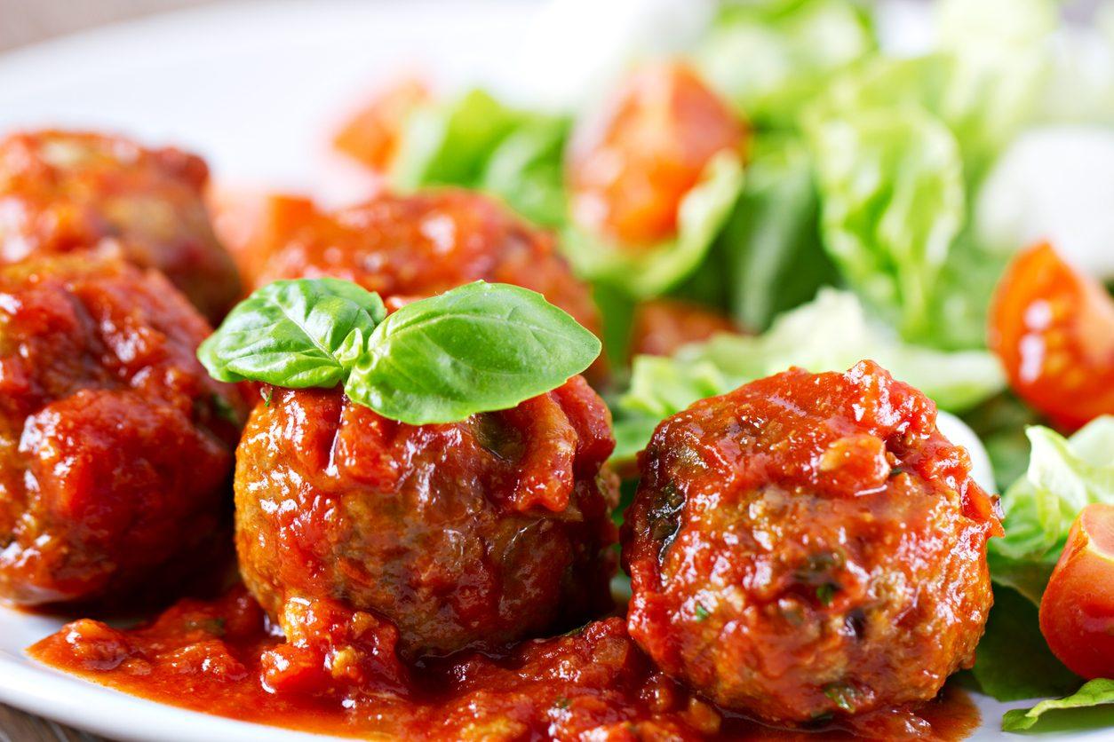 10 ricette semplici e appetitose per preparare le polpette al pomodoro