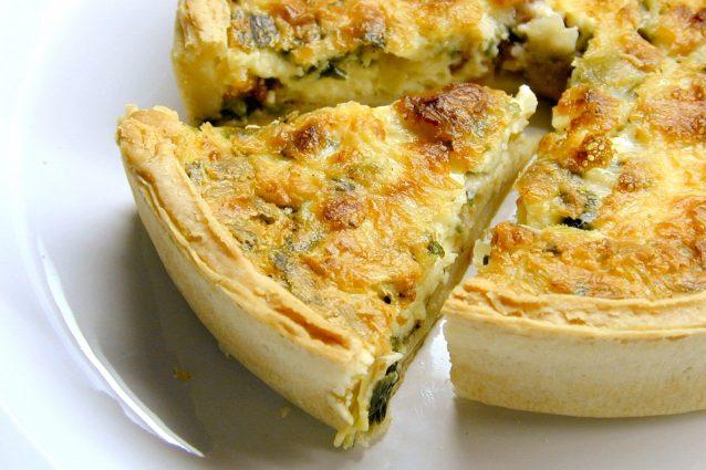 Ricetta Pasta Frolla Per Quiche.Torte Salate 20 Ricette Veloci Sfiziose E Facili Da Preparare