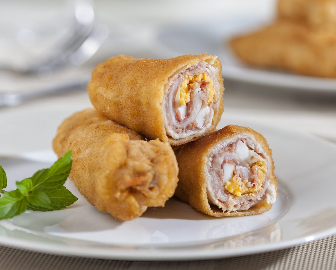 Flamenquines: la ricetta degli involtini di maiale e prosciutto tipici di Cordoba