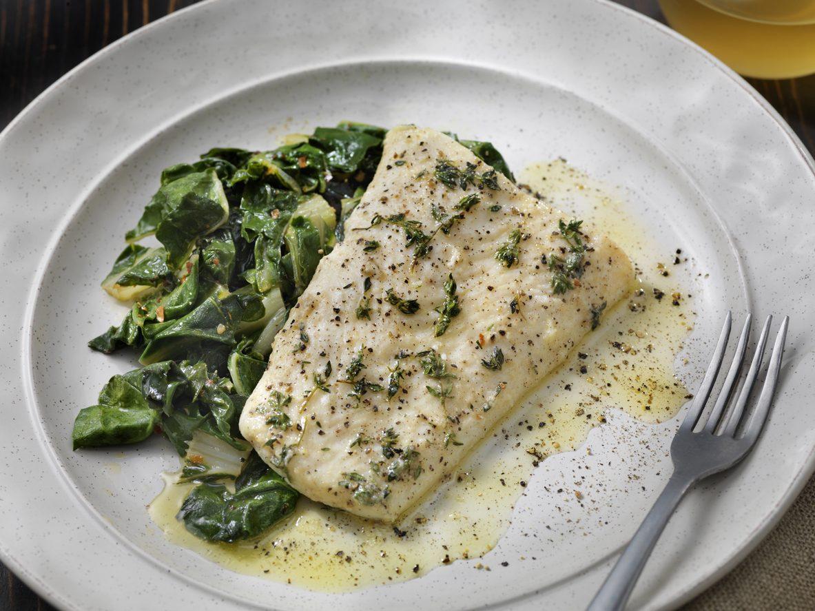 Merluzzo alla mugnaia: la ricetta semplice e pronta in pochi minuti