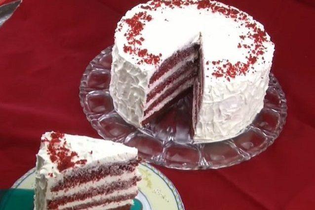 Torta Red Velvet: la ricetta originale della torta di velluto rosso