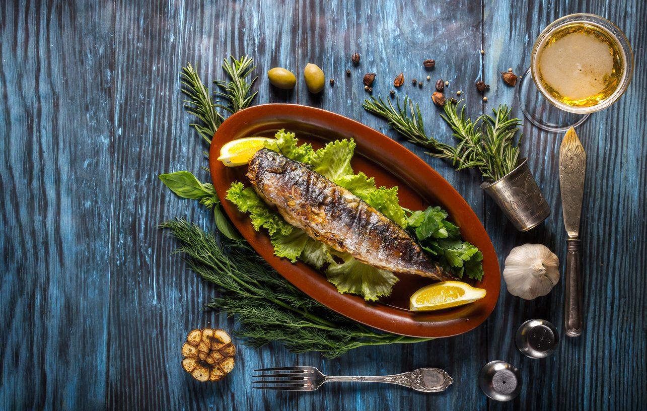 Sgombro alla griglia: la ricetta del secondo piatto povero e delicato