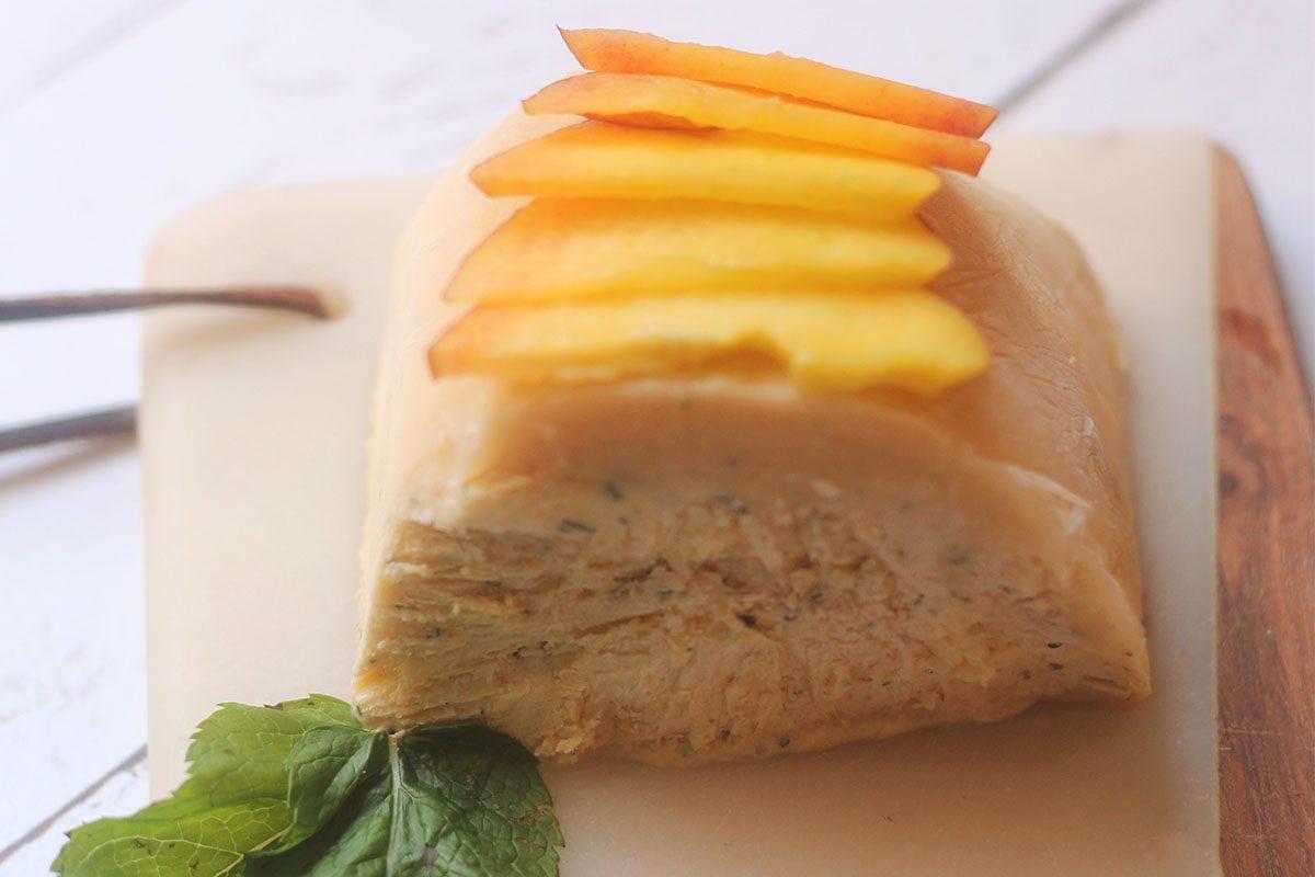 Semifreddo al melone: la ricetta fresca per l'estate