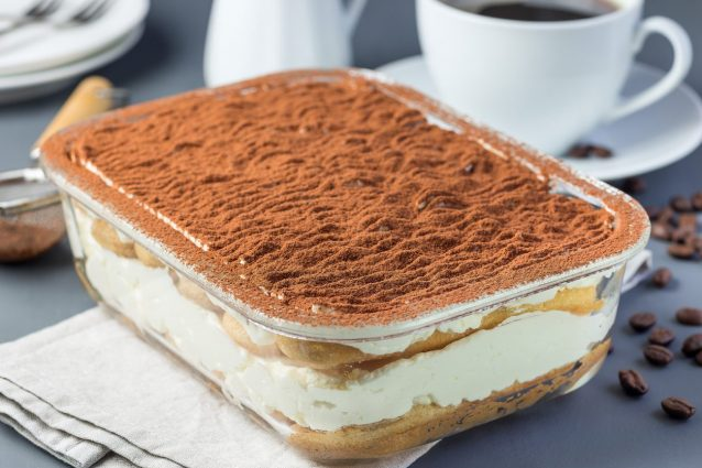 Ricetta Tiramisu Con Pavesini Per 6 Persone.Tiramisu Per Bambini La Ricetta Del Dolce Veloce Senza Caffe