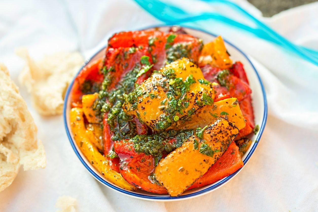 Peperoni grigliati: la ricetta del contorno semplice e ricco di gusto