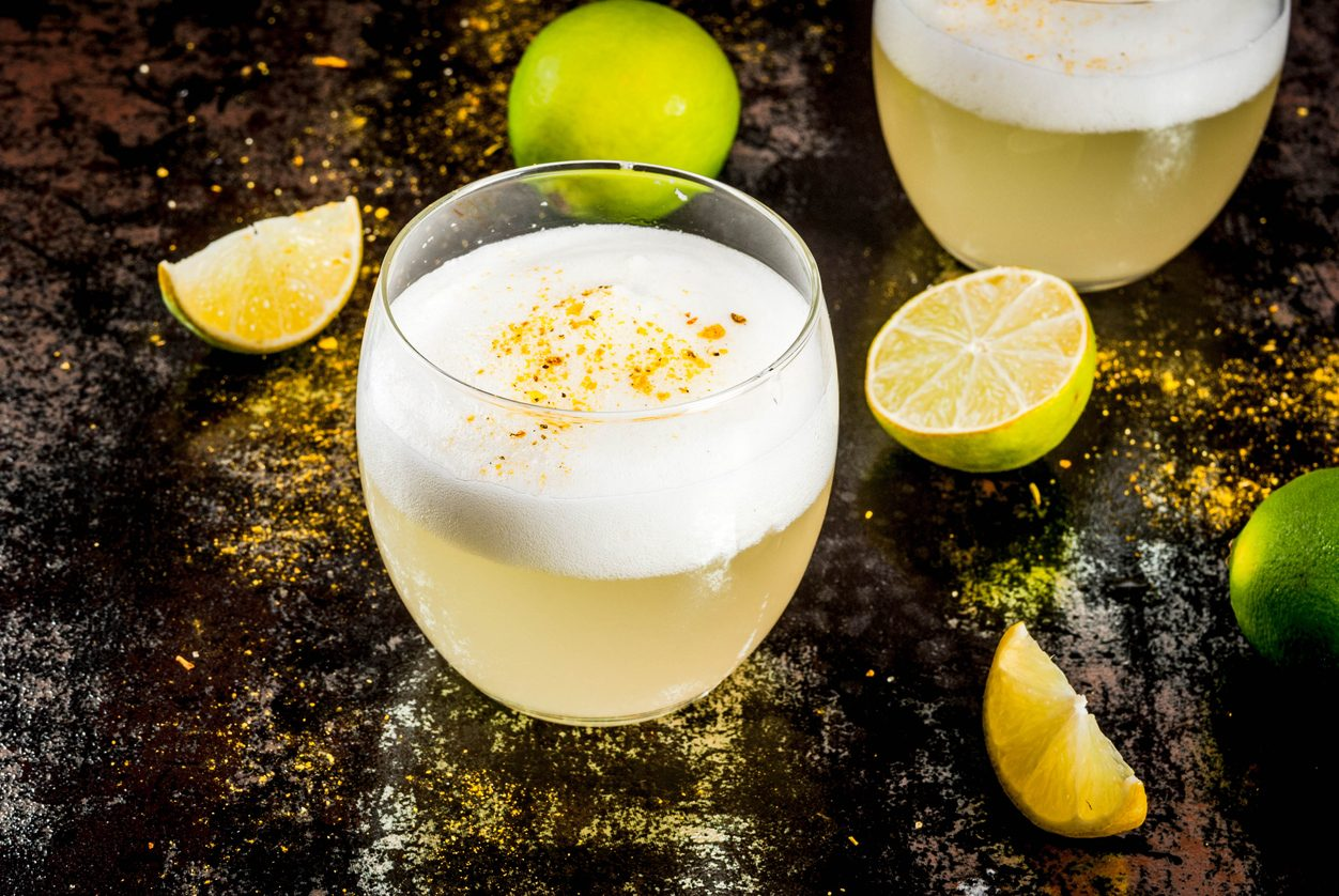 Pisco sour: la ricetta del cocktail sudamericano