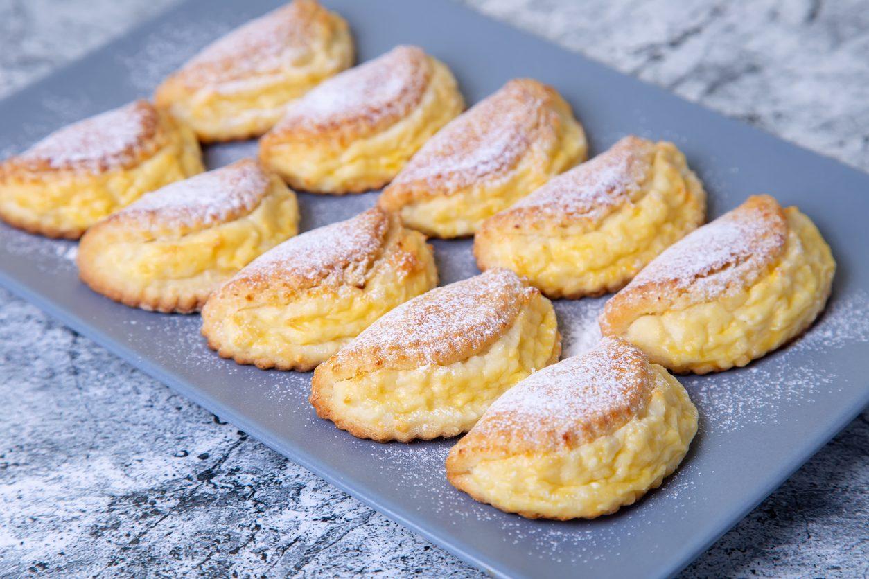 Sochniki: la ricetta dei dolcetti ucraini ripieni di ricotta