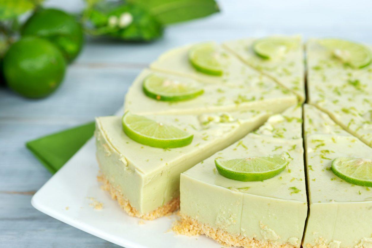 Cheesecake al lime: la ricetta del dolce senza cottura, rinfrescante e profumato